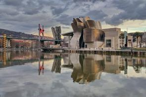 Museo_Guggenheim_Bilbao,_Bilbao._(238115753501